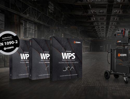 Univerzálne postupy zvárania – WPS